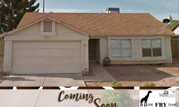 8013 W Vermont Avenue, Glendale, AZ 85303